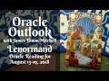 Oracle Outlook: Lenormand Reading for August 13-19, 2018