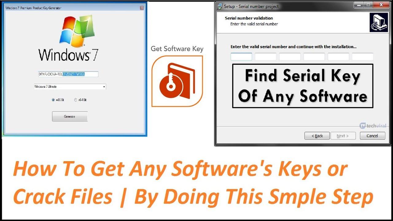 crack software registration keys