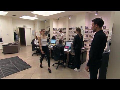Sleept Famke Louise een agency binnen? - MODELS IN PARIS: HET ECHTE LEVEN