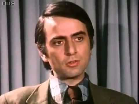 Carl Sagan On Alien Civilizations