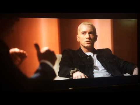 The Interview eminem cameo