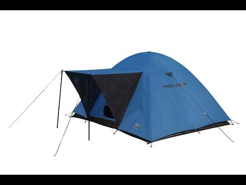 палатка кемпинговая High Peak Texel 3 ⁄ Texel 4   хайпик