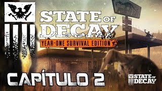 Vídeo State of Decay: Year-One Survival Edition