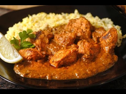 Quot Indian Chicken Madras Quot With Quot Spiced Rice Recipe Quot Quot Indian