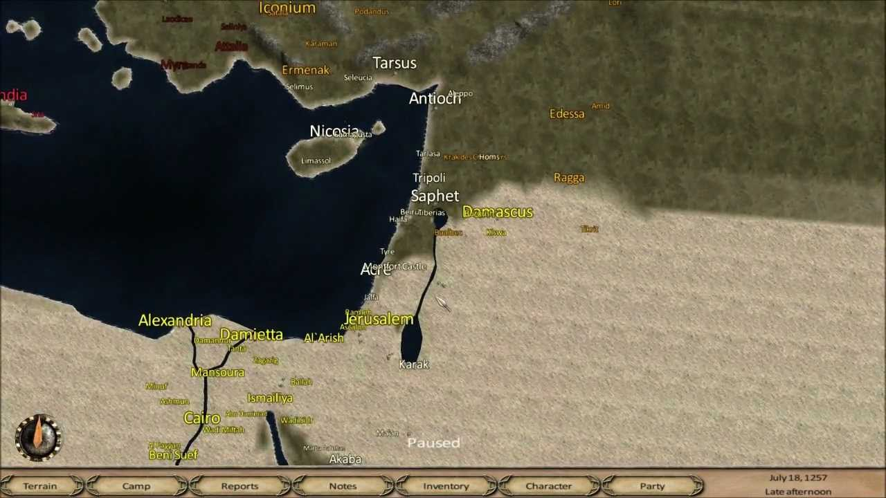 mount and blade warband 1257 ad mod