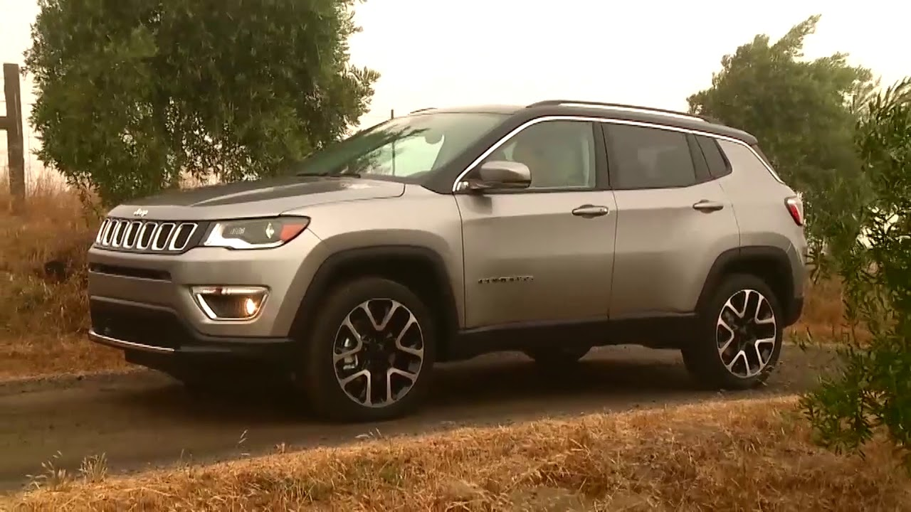 2018 jeep compass oil type
