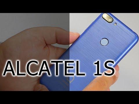 ОБЗОР | Alcatel 1S 2019