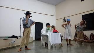 Consultório do riso - Comemoração do dia do artista de teatro