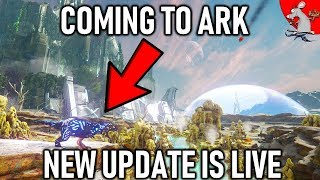 ARK EXTINCTION NEW INFO! PLUS EXTINCTION CHRONICLES UPDATE IS LIVE!
