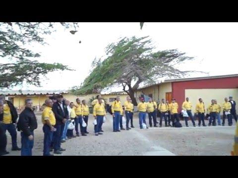 Mitin en Puerto Bolívar - 26 de febrero 2016 - Parte 1