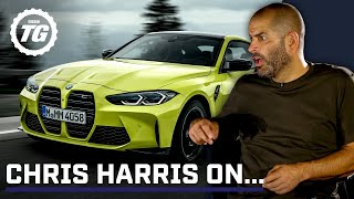 Chris Harris on... New BMW M4 & M3 Touring | Top Gear