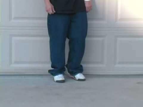 SyLo - Heel Toe C-Walk Tutorial