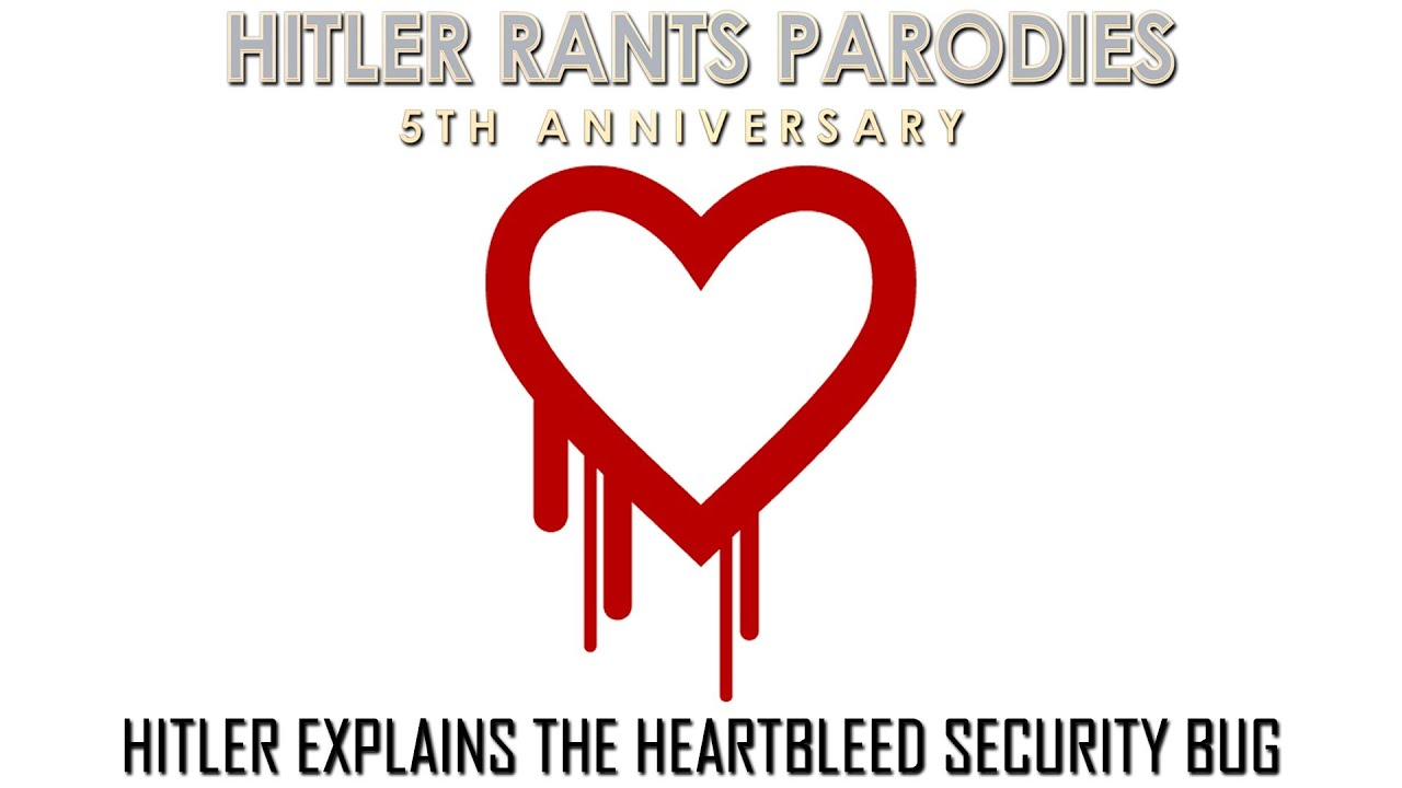 Hitler explains the Heartbleed security bug