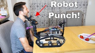 A Robot That You Can Control With Your iphone! Can it Feed Me Lunch? Mp3