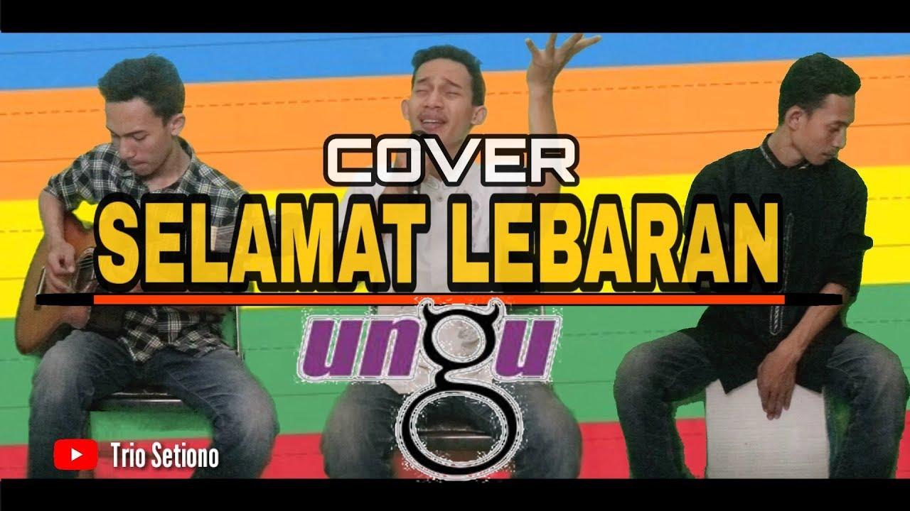 Selamat Lebaran Ungu Cover Trio Kembar Telu Youtube