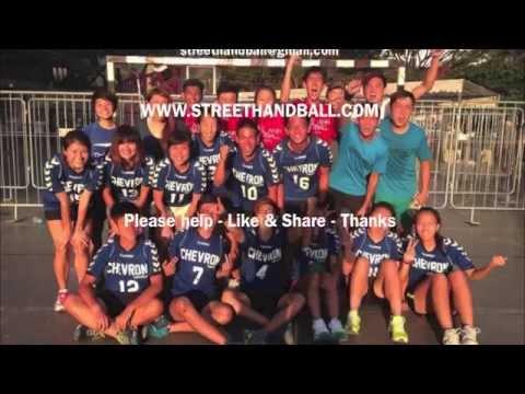Street Handball Challenge Singapore 2014