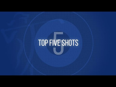 Top 5 Shots on the LPGA Tour in Febrary 2018