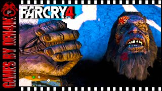 Как я убил ЙЕТИ Far Cry 4