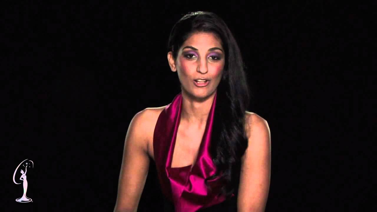Miss Universe 2011 - India