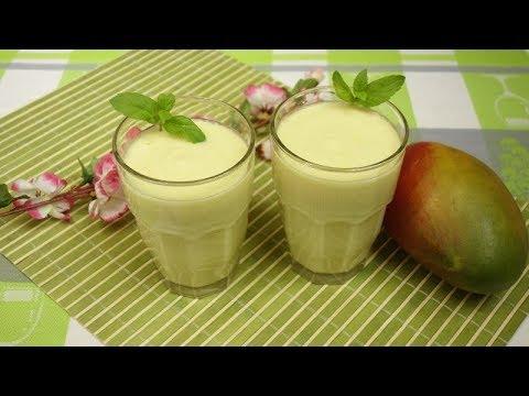 Lassi - Pyszny Napój z Mango