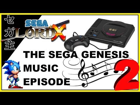 The Sega Genesis Music Episode - Part 2 thumbnail