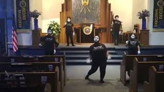 """Angels of Praise - """"War Cry"""" by Queen Naija - Youth Week Edition - MIME"""