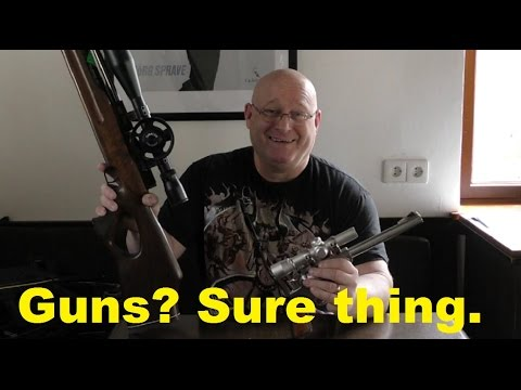 Can Germans Have Guns? (Weapon Laws In Germany)