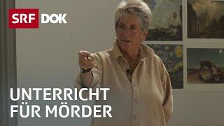 Schreibkurse Für Mörder: Magdalena Zschokke Unterrichtet In Einem Us-gefängnis | Reportage | Srf Dok