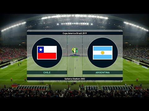 Download Pes 2019 Chile Vs Argentina Gameplay Ps4 Hd 1080p60fps MP3