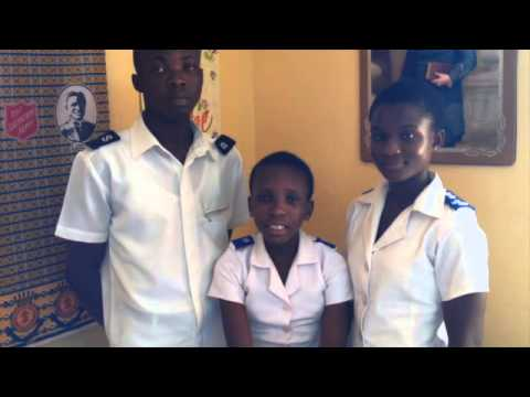 Salvation Army - Tell the General: Madina Corps - Ghana