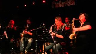 Konvoj Ensemble feat Evan Parker & Sten Sandell @ Brötz/Nefertiti/Levande Musik 141105 (1)
