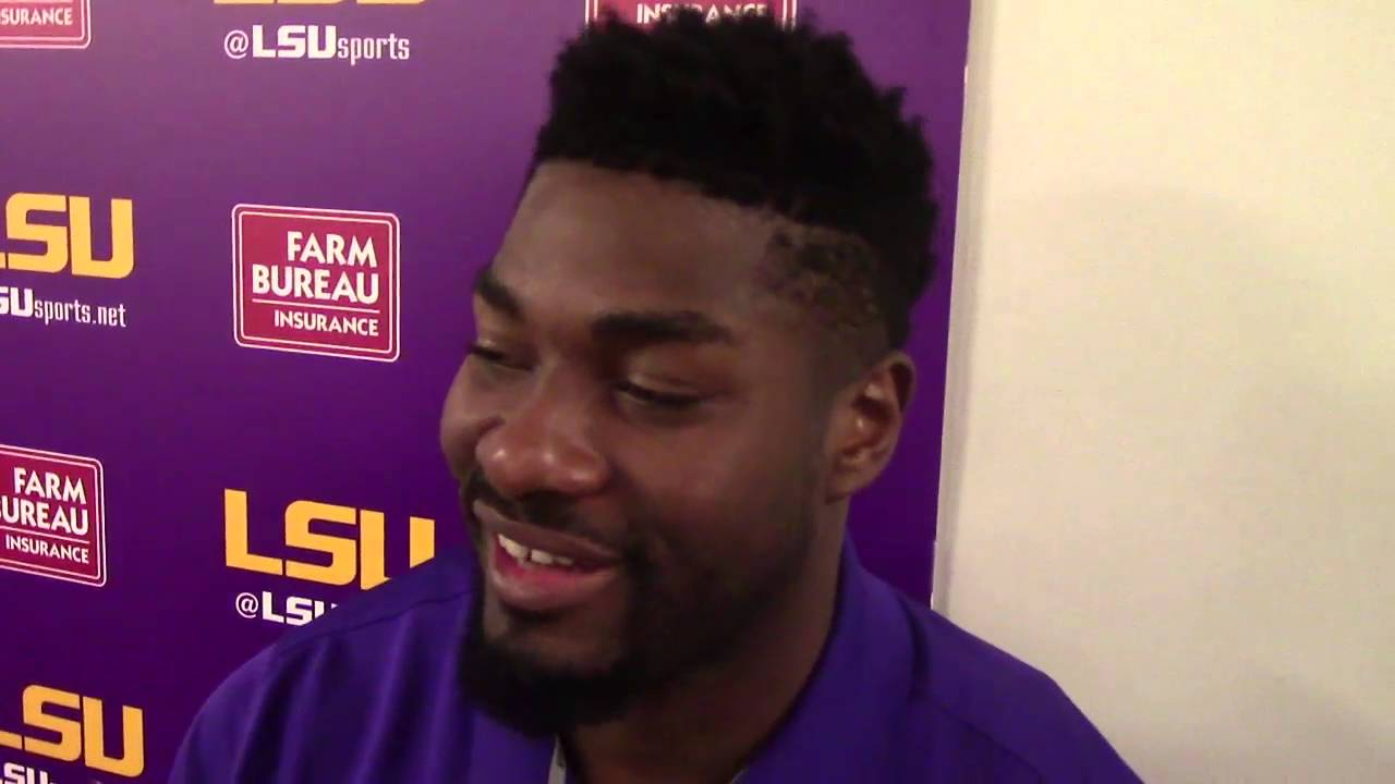 As his playing time comes and goes, LSU's Brian Bridgewater says he 'rolls  with it' | Video