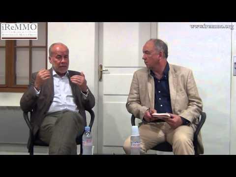 Rencontre sur la Syrie - Anis Nacrour, Jean-Pierre Perrin