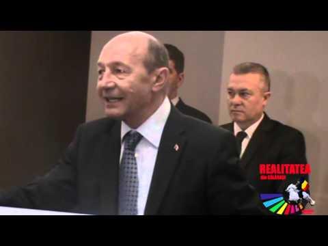 Traian Băsescu la Călărași