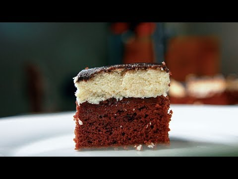 Bounty Cake | Chocolate Coconut Cake | Eggless & Without Oven