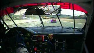 Laguna Seca In Car #63 Porsche-Rene Villeneuve