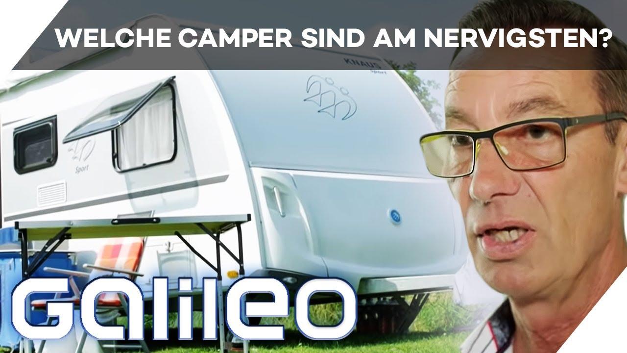 90.000m² für Campingfans! -  10 Fragen an einen Campingplatz-Betreiber | Galileo | ProSieben