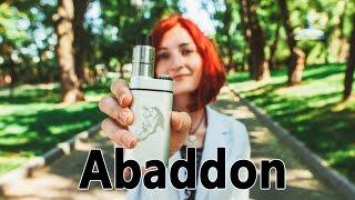 Обзор механического мода Abaddon(Abaddon - отличный мехмод работающий от 2-х параллельно соединенных аккумуляторов формата 18650. Все подробности..., 2015-07-25T08:51:53.000Z)