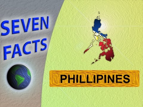 7 Facts about Philippines
