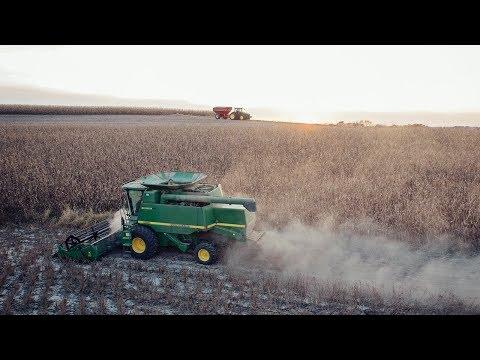 Another Farm Bites The Dust - John Deere 9510