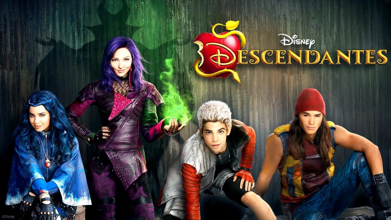 Resultado De Imagen De Los Descendientes Disney Channel Descendants Disney Descendants Party Disney Descendants