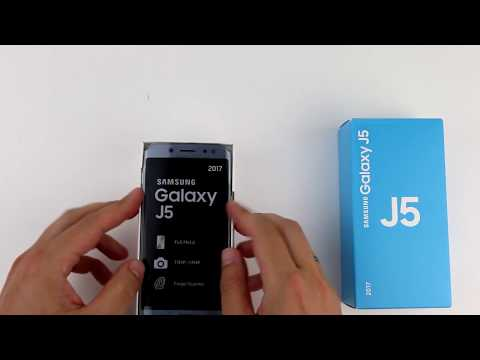 Samsung Galaxy J5 (2017) | Unboxing And Compare