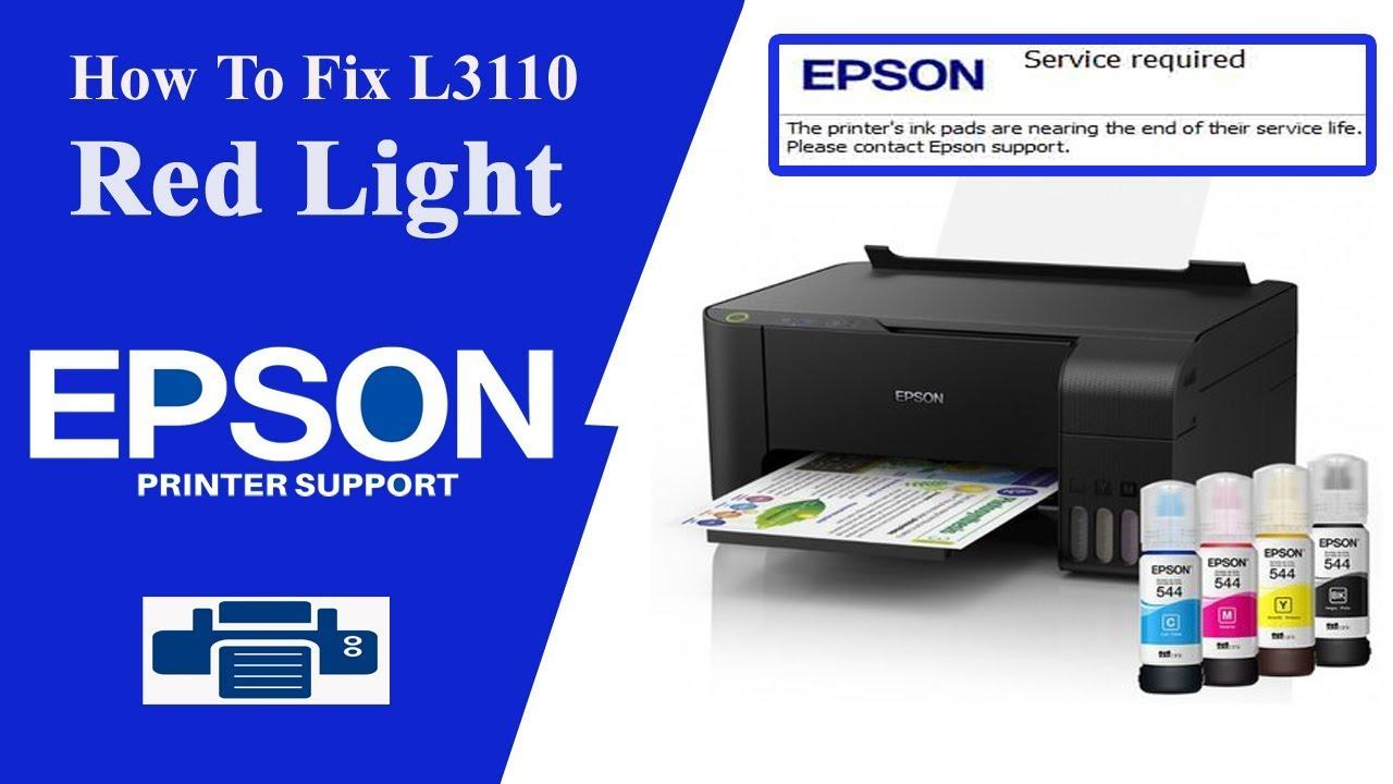 Epson L3110, L3150 Resetter | Adjustment Program