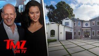 Bruce Willis & Wife Emma Heming Buy Gorgeous Brentwood Estate   Tmz Tv