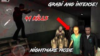 41 KILLS IN NIGHTMARE MODE MULTIPLAYER | Specimen Zero screenshot 3