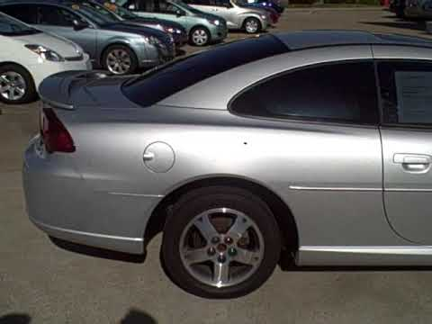 Roberts Toyota 2005 Dodge Stratus Coupe Rt Youtube