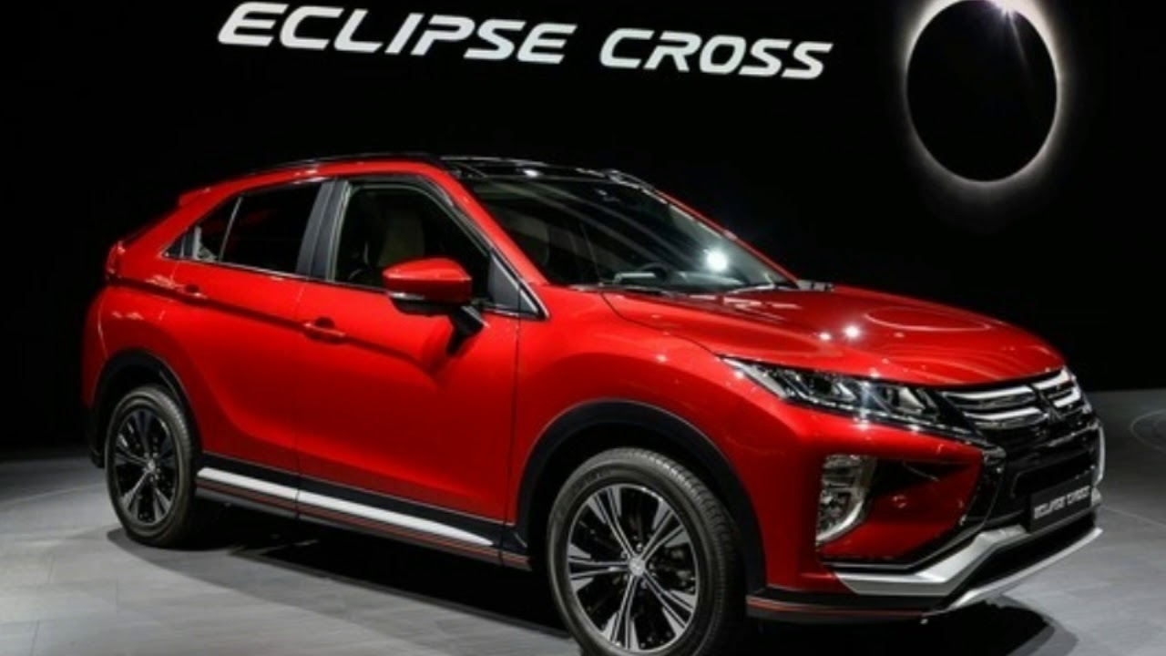 New 2018 Mitsubishi Eclipse Cross Review Prices Youtube