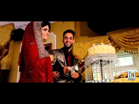 Asian Wedding | ALI & SONIA | Blotts Country Club