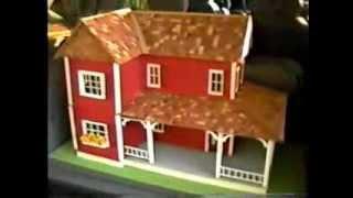 A Dollhouse I Built For A Neighbors Child