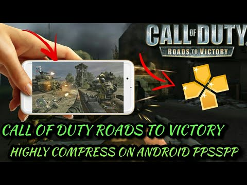 download game call of duty ppsspp android high compress